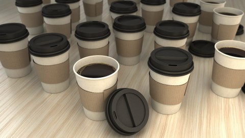 Paper Cups wallpapers high quality