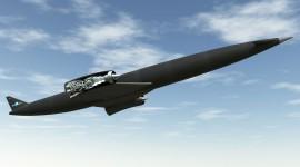 Reactive Plane Wallpaper 1080p