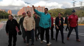 Revolution In Venezuela Desktop Wallpaper For PC
