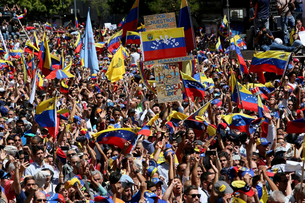 Revolution In Venezuela wallpapers HD