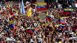 Revolution In Venezuela Desktop Wallpaper Free