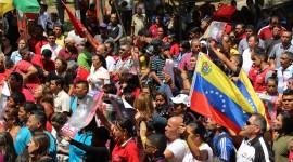 Revolution In Venezuela Wallpaper Background