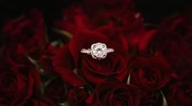 Ring In Roses Best Wallpaper