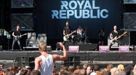 Royal Republic High Quality Wallpaper