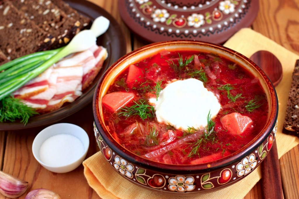 Russian Food wallpapers HD