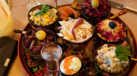 Russian Food Wallpaper High Definition