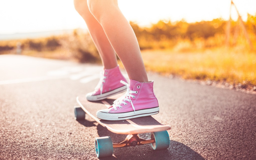 Skateboard Foot wallpapers HD