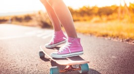 Skateboard Foot Best Wallpaper
