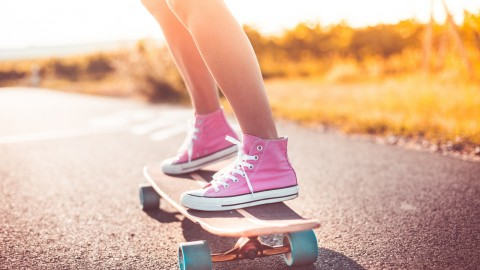Skateboard Foot wallpapers high quality