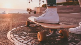 Skateboard Foot Wallpaper 1080p