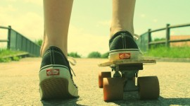 Skateboard Foot Wallpaper Download