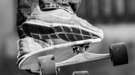 Skateboard Foot Wallpaper For Android