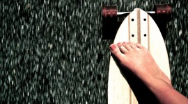 Skateboard Foot Wallpaper For PC