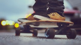 Skateboard Foot Wallpaper Gallery
