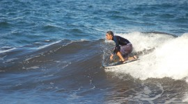 Surfing In South America Picture Download