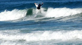 Surfing In South America Wallpaper 1080p