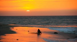 Surfing In South America Wallpaper Full HD