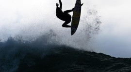 Surfing In South America Wallpaper High Definition