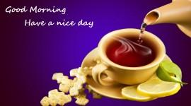 Tea Good Morning Image Download