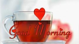 Tea Good Morning Wallpaper Free
