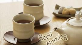 Tea Good Morning Wallpaper Full HD