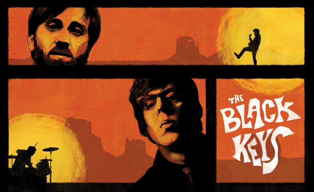 The Black Keys wallpapers HD