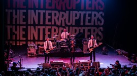The Interrupters Wallpaper High Definition