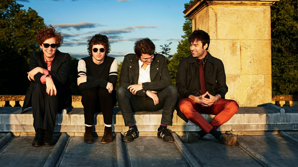 The Kooks wallpapers HD