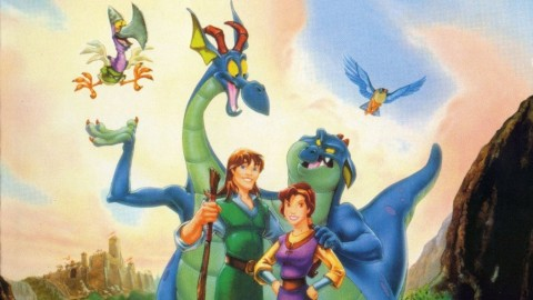 The Magic Sword Quest For Camelot wallpapers high quality
