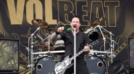 Volbeat Wallpaper For PC
