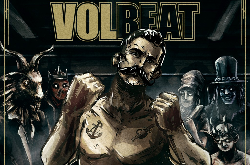 Volbeat wallpapers HD