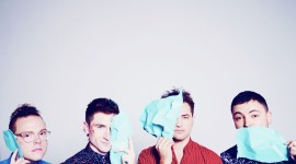 Walk The Moon Wallpaper 1080p