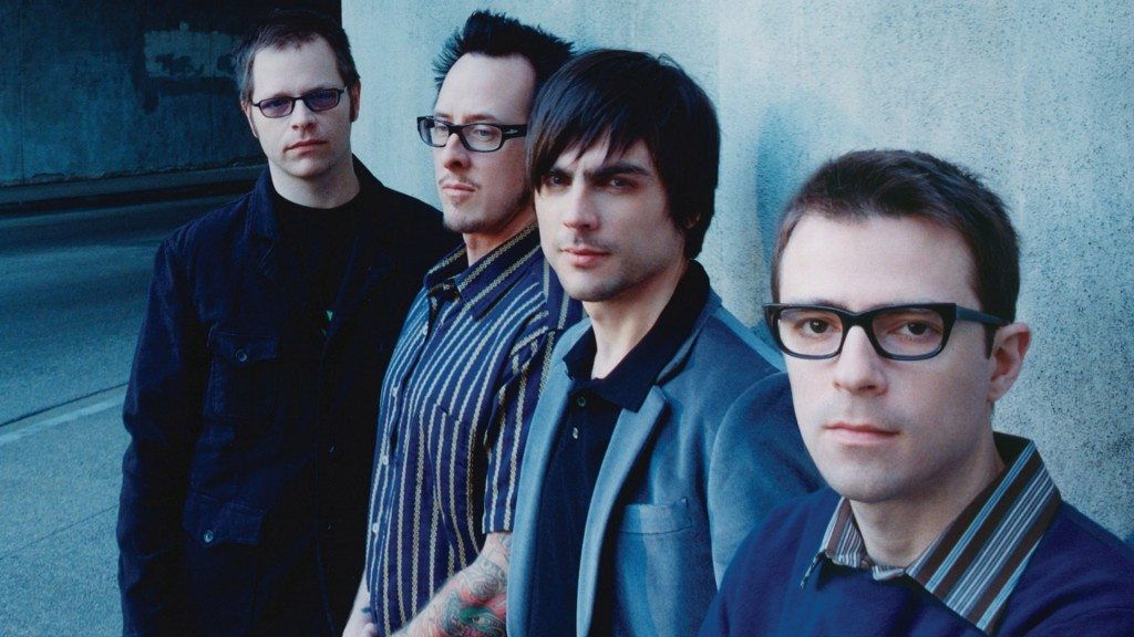 Weezer wallpapers HD