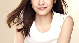 Yuna Kim Wallpaper For IPhone Free