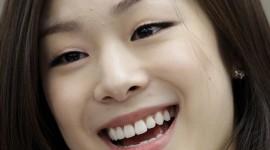 Yuna Kim Wallpaper For The Smartphone