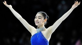 Yuna Kim Wallpaper Free