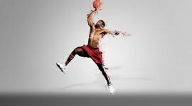 4K Basketball Ball Photo