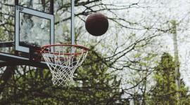 4K Basketball Ball Photo Download
