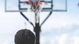 4K Basketball Ball Wallpaper For IPhone Free