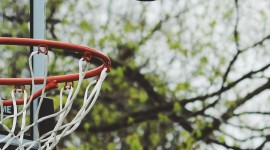 4K Basketball Ball Wallpaper For Mobile