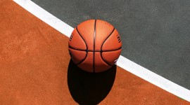4K Basketball Ball Wallpaper Free