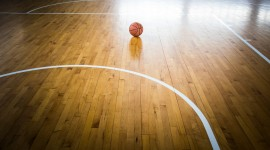 4K Basketball Ball Wallpaper Full HD
