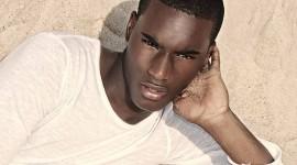 4K Black Male Model Photo Download