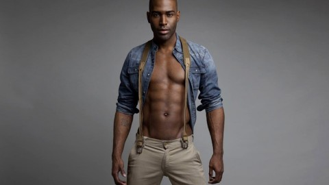 4K Black Male Model wallpapers high quality
