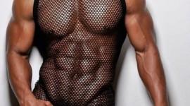 4K Black Male Model Wallpaper For Android#1