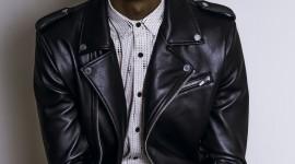 4K Black Male Model Wallpaper For IPhone