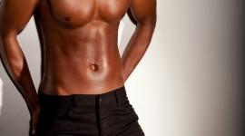4K Black Male Model Wallpaper For IPhone#2