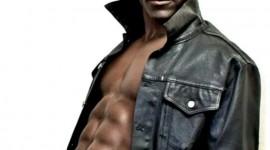 4K Black Male Model Wallpaper For Mobile#2