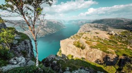 4K Cliff Rock Photo Download