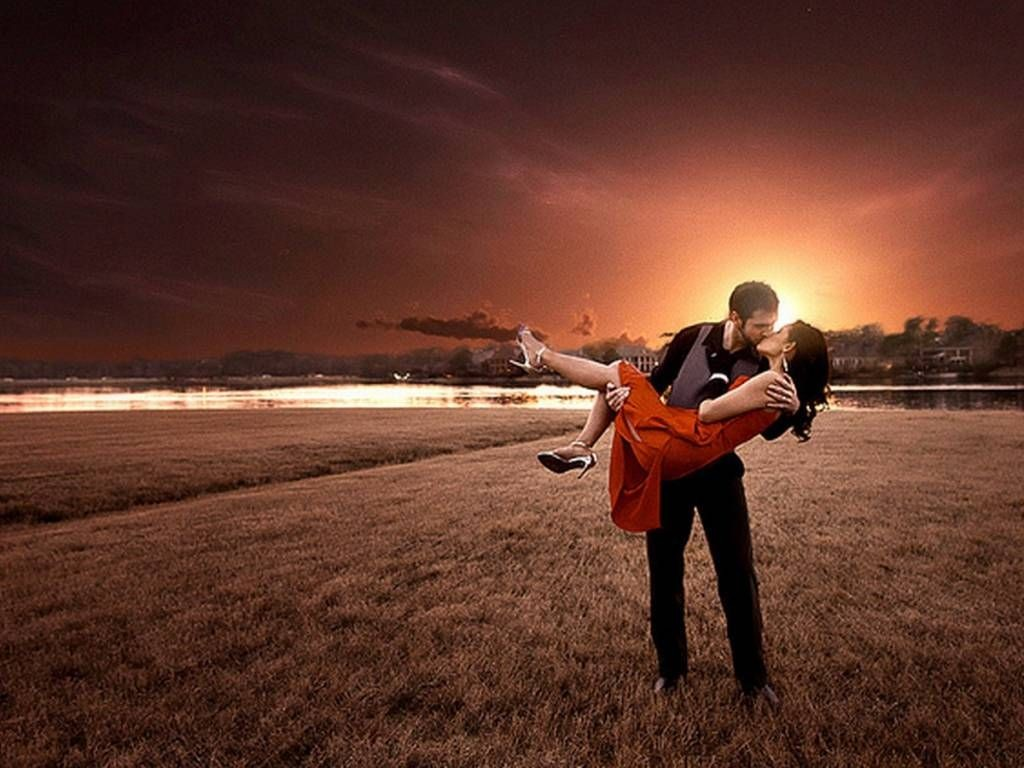 4K Couple Kiss Love wallpapers HD